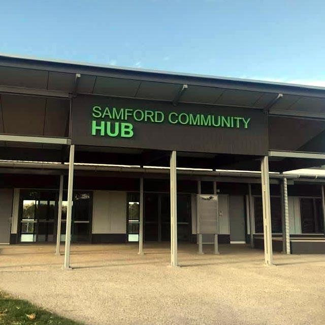 Samford Hub